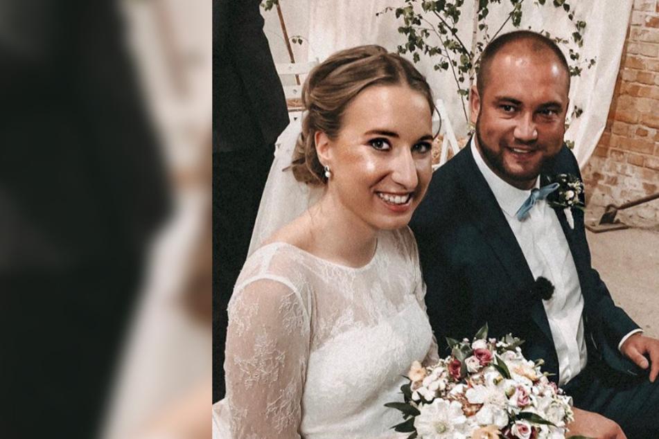 """Hamburg: """"Hochzeit auf den ersten Blick"""": Deshalb kamen Melissas Eltern nicht zur Trauung"""