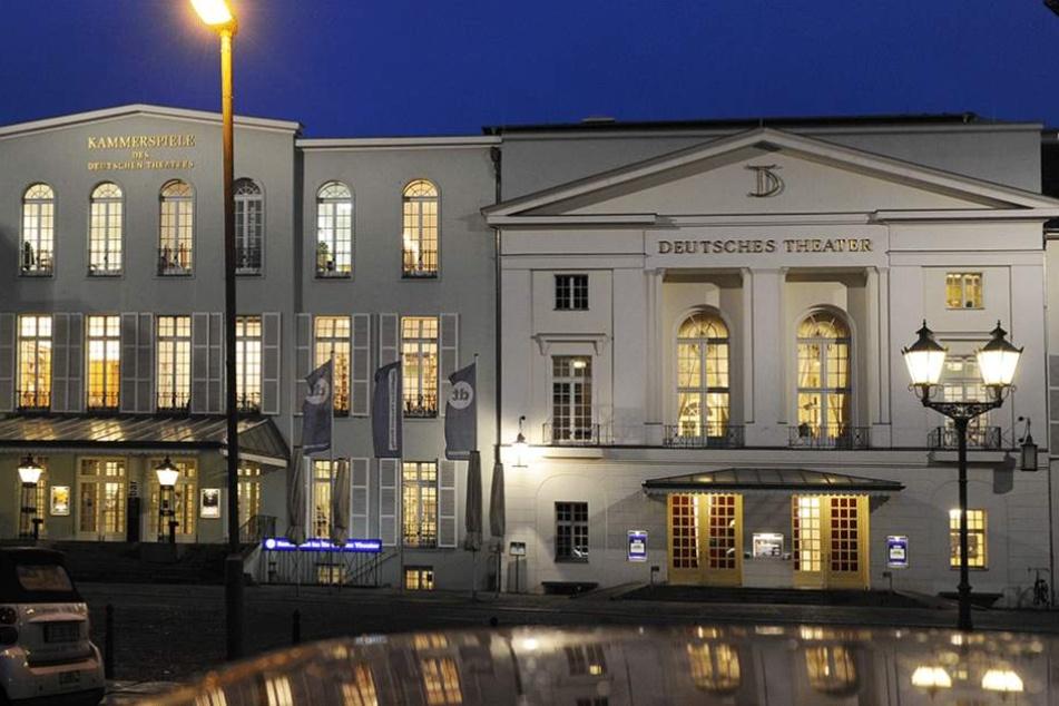 Nach einer Vorstellung am Deutschen Theater geschah die Bluttat.
