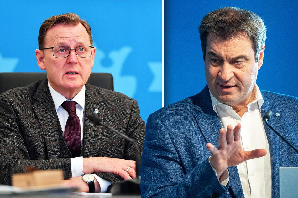 Thüringen-Chef Bodo Ramelow (65, Linke) vermutet ideologische Vorbehalte gegenüber dem russischen Vakzin. Bayern-MP Markus Söder (54, CSU) fordert indes eine schnelle Entscheidung.