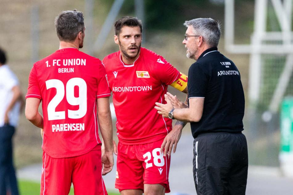 Der 1. FC Union Berlin zeigt sich drei Wochen vor dem Saisonstart gut gerüstet für seine Premiere in der Fußball-Bundesliga.