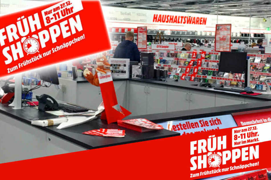 Mediamarkt Leipzig Startet Heute Große Rabattaktion über 3 Stunden