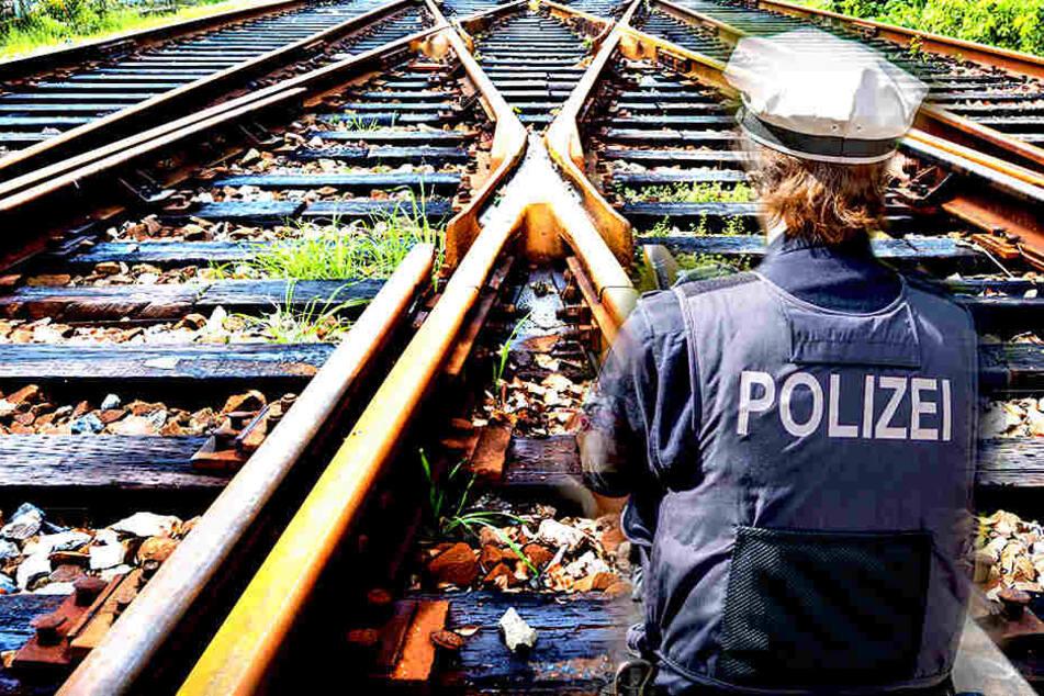 Die Bundespolizeiinspektion Ebersbach weist noch einmal auf die Gefahren beim Überqueren von Gleisanlagen hin.