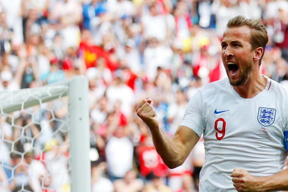 Au weia: England mit Kantersieg gegen völlig überfordertes Panama!