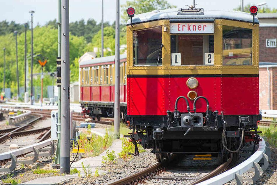 """Züge des Typs """"Stadtbahnen"""" aus dem Jahr 1929 wird es in Berlin nur noch im Museum zu bestaunen geben. Die Baureihe 480 muss bis dahin noch eine Kilometer zurücklegen."""