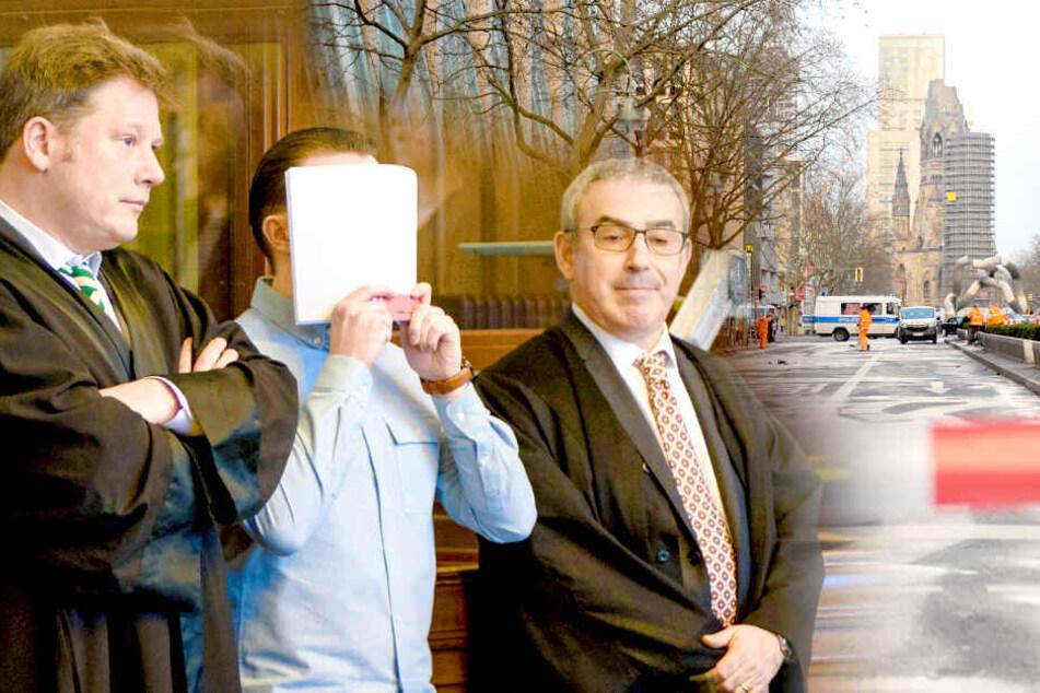 Ku'damm-Raser erneut wegen Mordes verurteilt