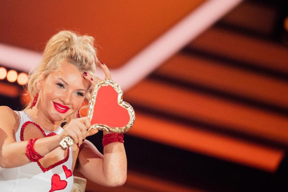 """Evelyn Burdecki (30) war Kandidatin bei der RTL-Show """"Let's Dance"""" 2019."""