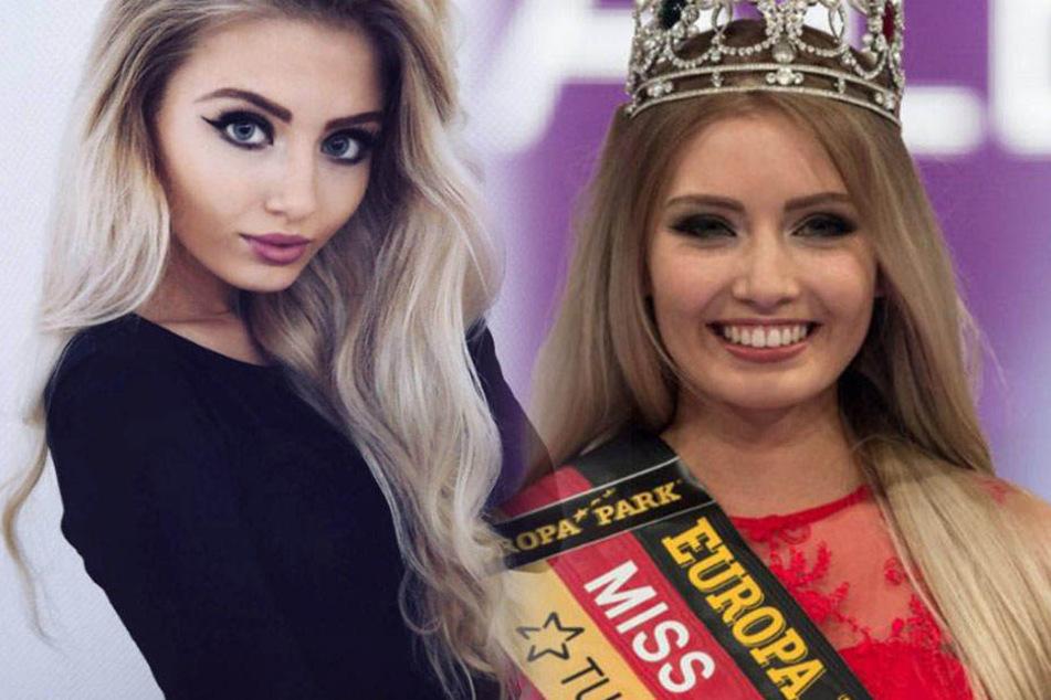 Miss Germany! Sächsin Soraya ist die schönste Frau Deutschlands