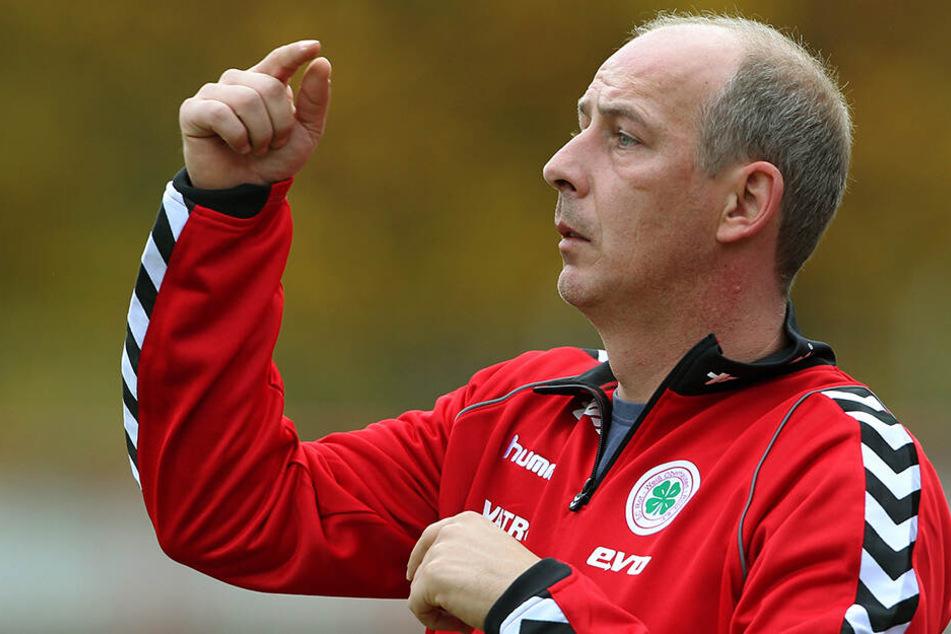 Auch als Trainer war Basler schon aktiv. Unter anderem zwischen 2011 und 2012 beim damaligen Drittligisten Rot-Weiß Oberhausen.