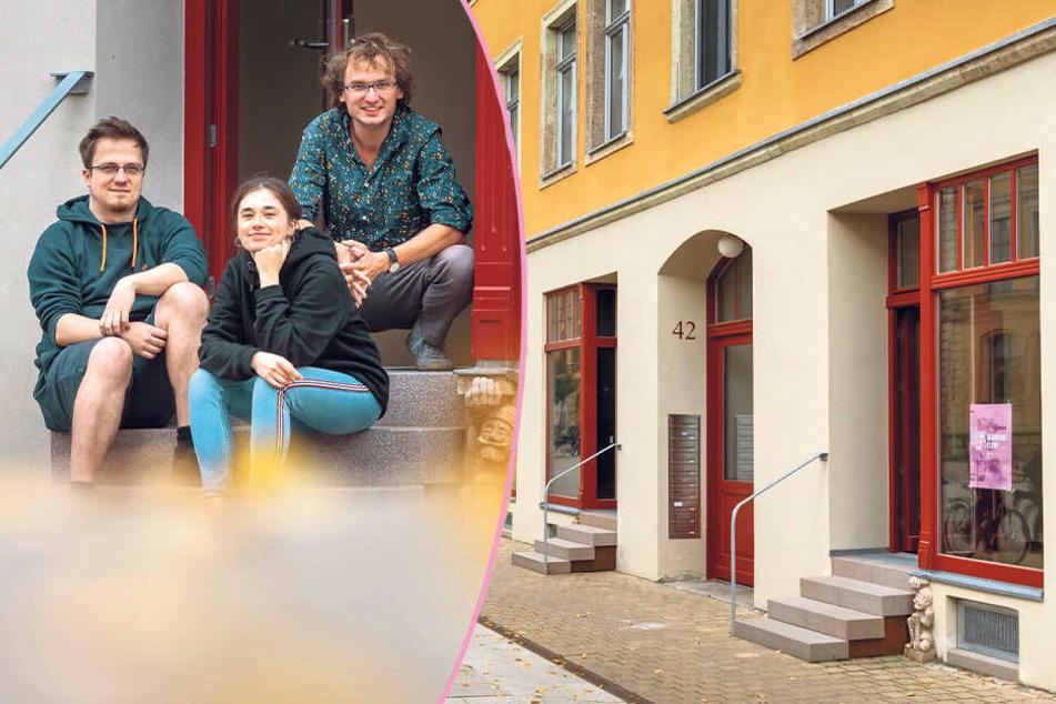 """Chemnitz: Kunst per Post: """"Kombinat"""" will Nachwuchskünstler groß rausbringen"""