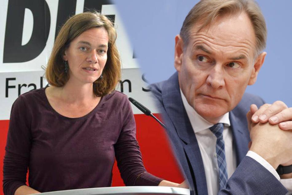 Die LINKE-Stadträtin Juliane Nagel hatte Oberbürgermeister Burkhard Jung einige Fragen zu dem Gipfeltreffen gestellt,