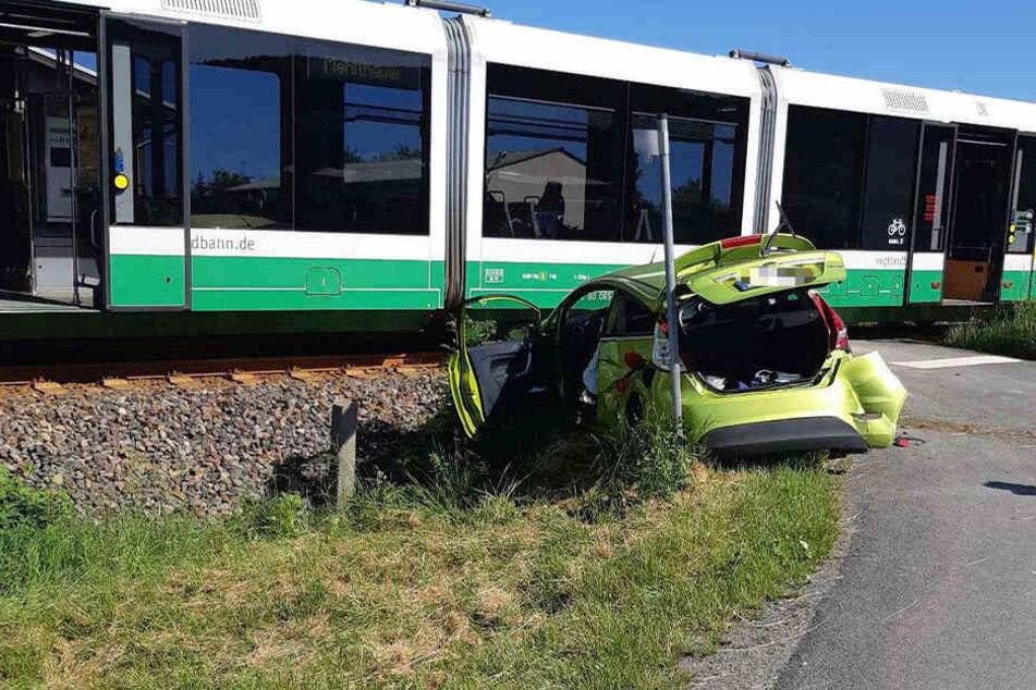 Mysteriöser Zufall? Zug innerhalb von zwei Tagen in mehrere Unfälle verwickelt