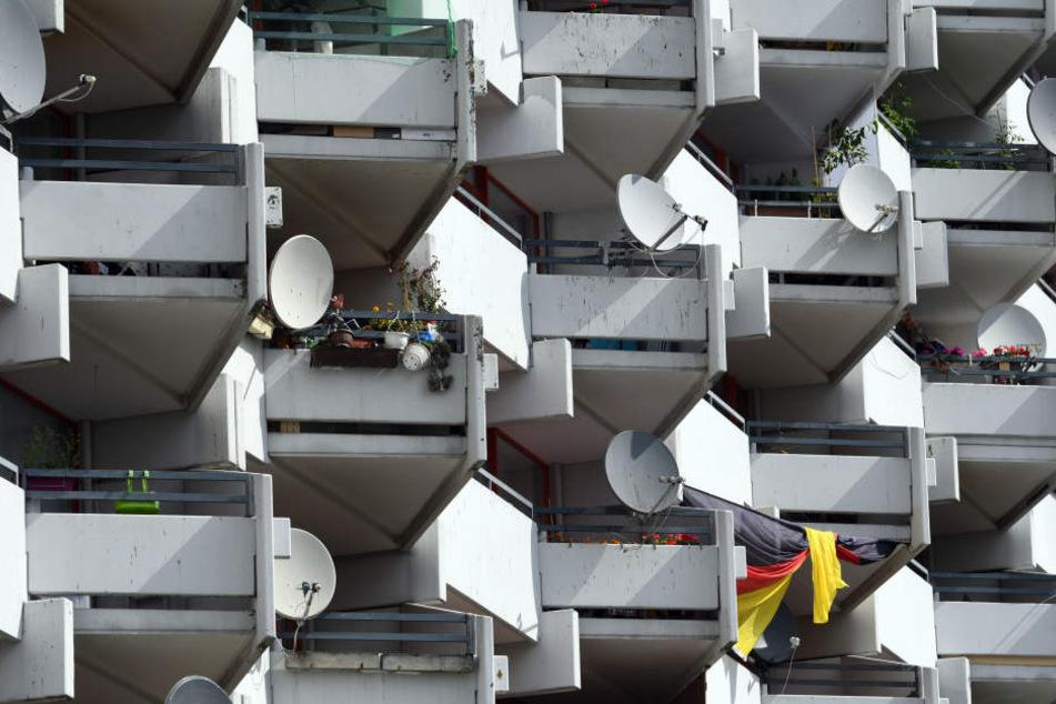 7230 neue Sozialwohnungen entstanden 2017 in NRW (Symbolbild).