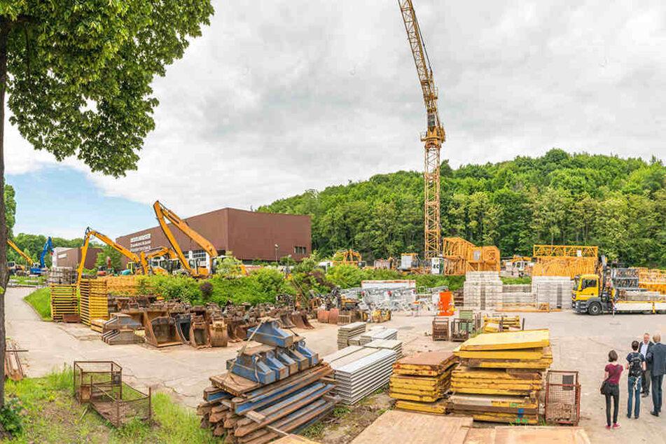 Damit die Firma vor Ort auf dem Heller bleiben kann, wird es umfangreiche Umweltschutzauflagen geben.