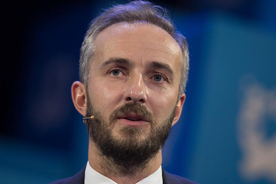 """In einem ORF-Interview hatte Böhmermann Österreich als Nation von """"acht Millionen Debilen"""" bezeichnet."""