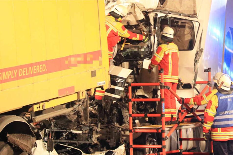 Mehrere Menschen wurden schwer verletzt.