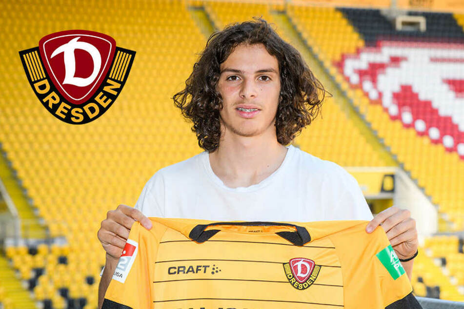 Dynamo holt Top-Talent Matthäus als vierten Neuzugang!