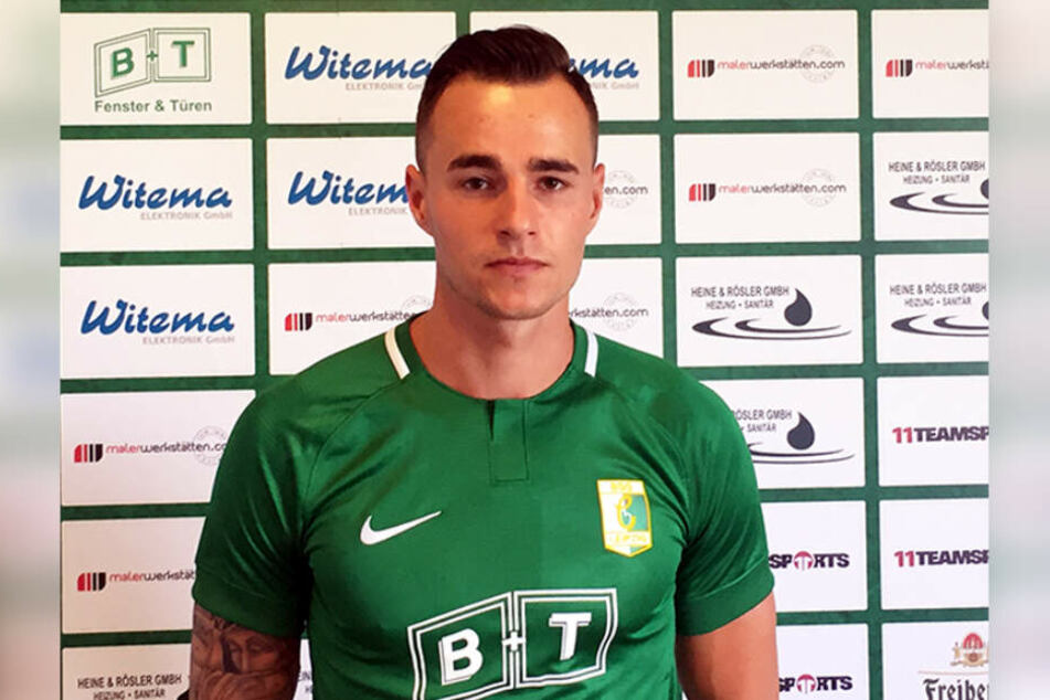 Mittelstürmer Tomas Petracek (25) hat für ein Jahr bei Regionalliga-Aufsteiger Chemie Leipzig unterschrieben.
