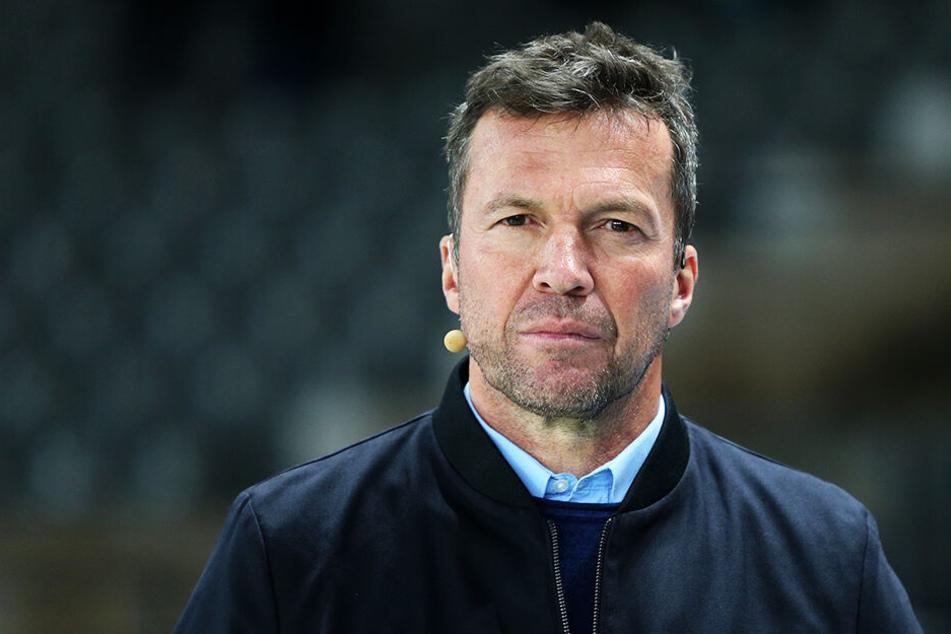 Lothar Matthäus bekam in der Bundesliga nie die Chance, sein Können als Trainer unter Beweis zu stellen.