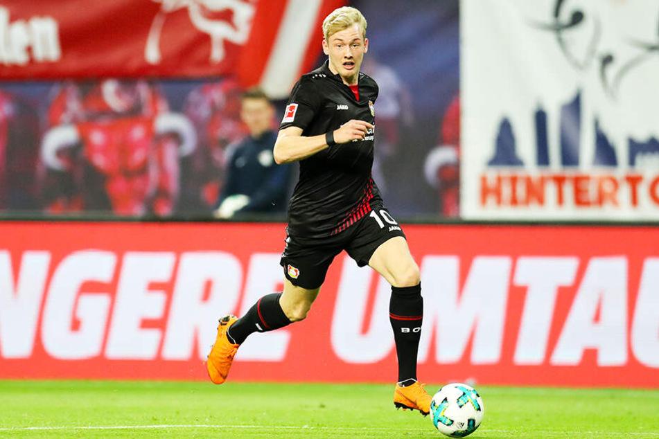 Julian Brandt wechselt von Bayer 04 Leverkusen zu Borussia Dortmund.