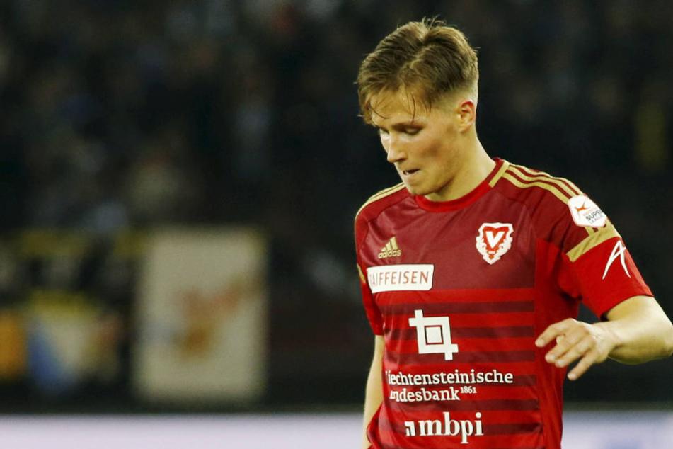 Axel Borgmann möchte unbedingt in die 2. Bundesliga wechseln.