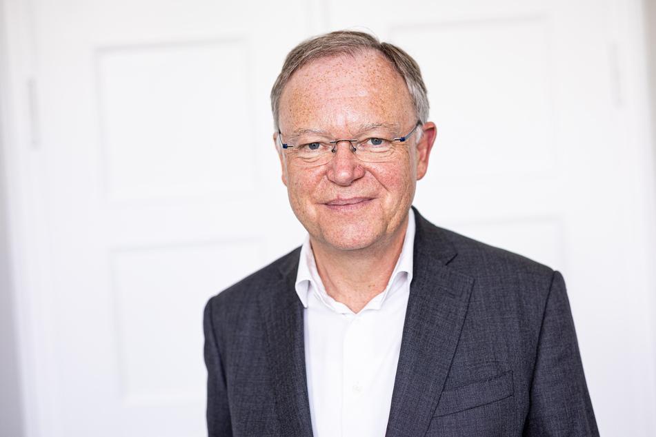 Stephan Weil (62, SPD), Ministerpräsident von Niedersachsen.