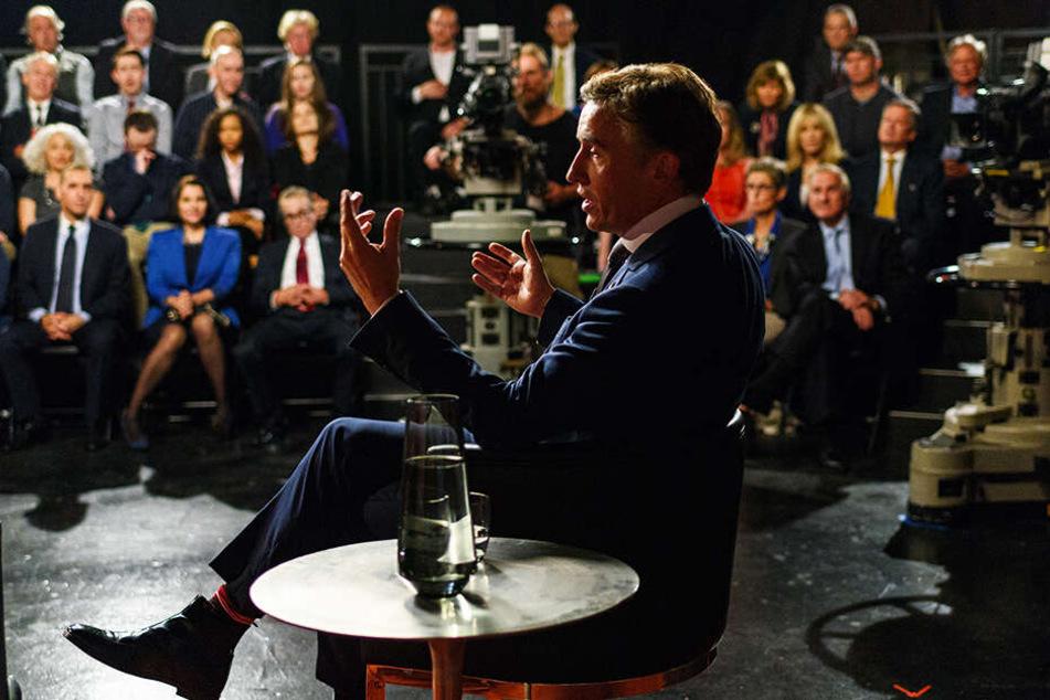 Lionel Macomb (Steve Coogan) steht gerne im Rampenlicht und sorgt mit seinen heftigen Aussagen für Aufsehen.