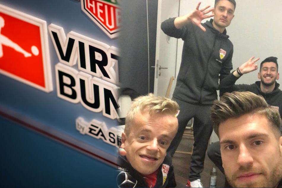Virtuelle Bundesliga in FIFA 20: VfB Stuttgart führt die Tabelle an!