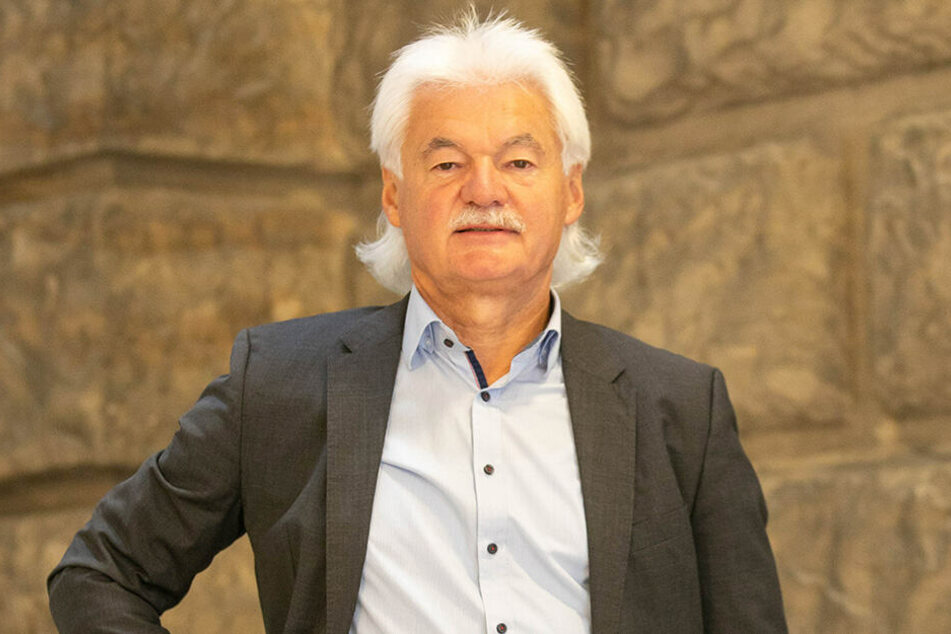 Jugendamtsleiter Claus Lippmann (63) wurde im Amtsgericht niedergeschlagen.