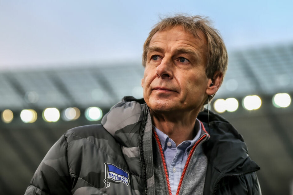 Der Hertha-Trainer sieht die Standortfrage als zweitrangig an.