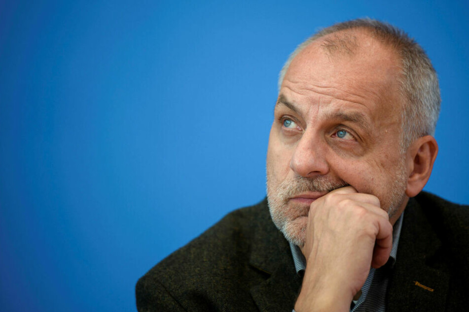 Linken-Fraktionschef Rico Gebhardt (56) fordert eine Aufarbeitung der Connewitz-Ausschreitungen.