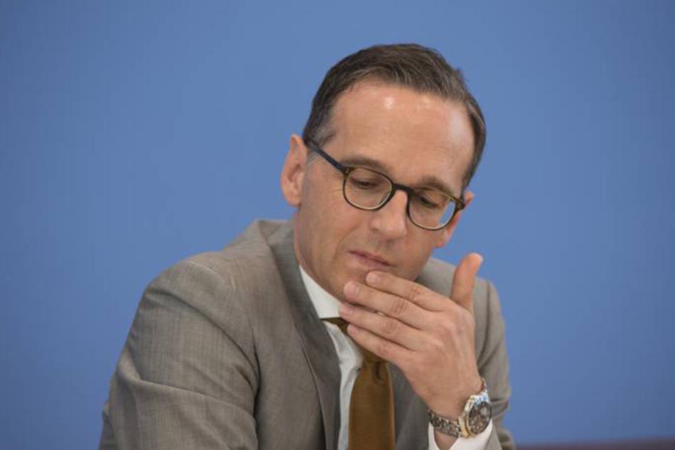 Bundesjustizminister Heiko Maas erntete für seinen Tweet viel Kritik.