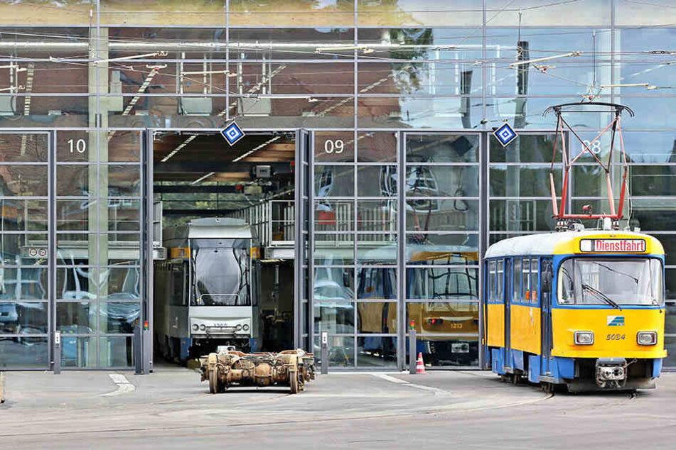 So lange müssen sich Eltern noch über die Tatra-Bahnen ärgern