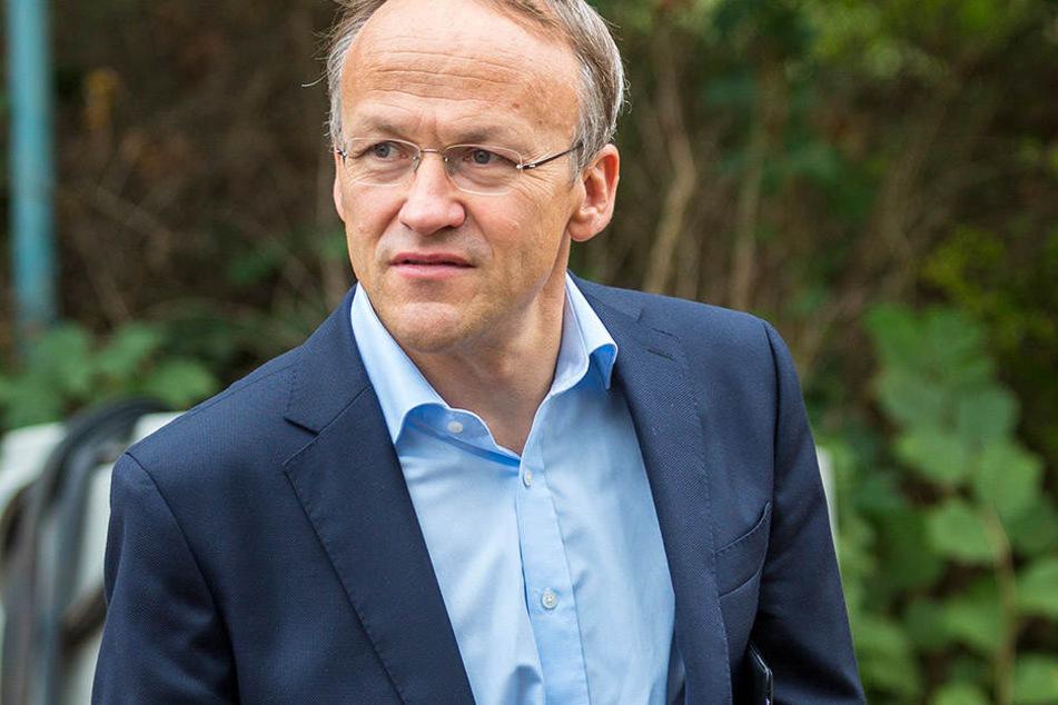 Sportbürgermeister Peter Lames (52, SPD)