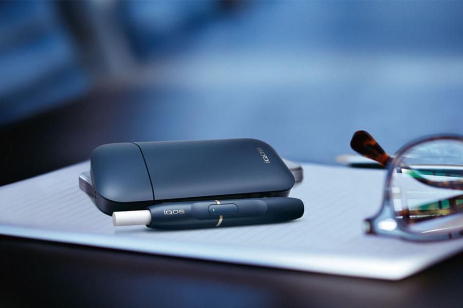 Soll die Zigarettenwelt revolutionieren: Das IQOS von Philip Morris.