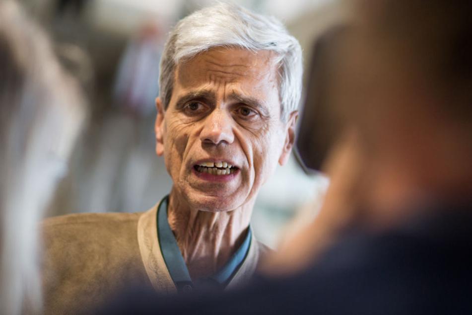 Das Urteil ist gesprochen: AfD-Mitglied Wolfgang Gedeon darf als Holocaust-Leugner bezeichnet werden.