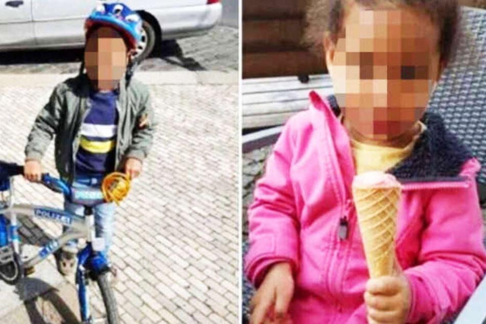 Die Kinder Maja (†2) und Leon (†5) starben bei einem Besuch bei ihrem Vater in der Dresdner Neustadt. Laut Anklage hat der Bauunternehmer seine Kleinen ermordet.
