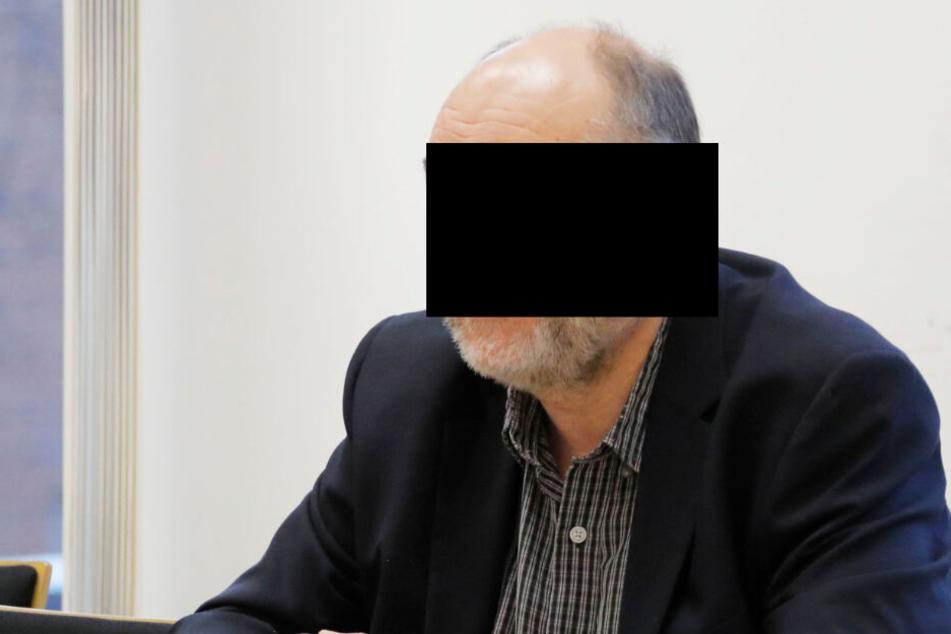 Lokalpolitiker Hans-Jürgen Rutsatz (59) war 2013 ein Kandidat für den Stuhl des Oberbürgermeisters und ging zur diesjährigen Kommunalwahl als Vosi-Stadtrat ins Rennen.