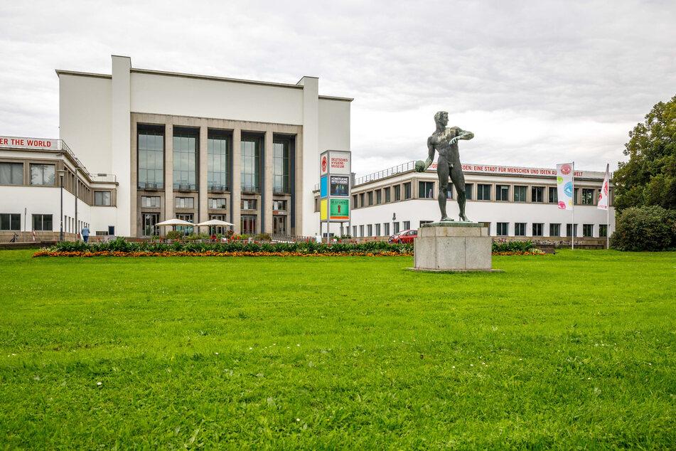 Die Arnholds finanzierten unter anderem mehrere Ausstellungen im Hygiene-Museum.
