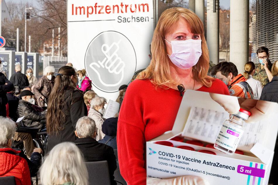 Aufregung um AstraZeneca: Darf ich in Sachsen meinen Impfstoff selbst aussuchen?