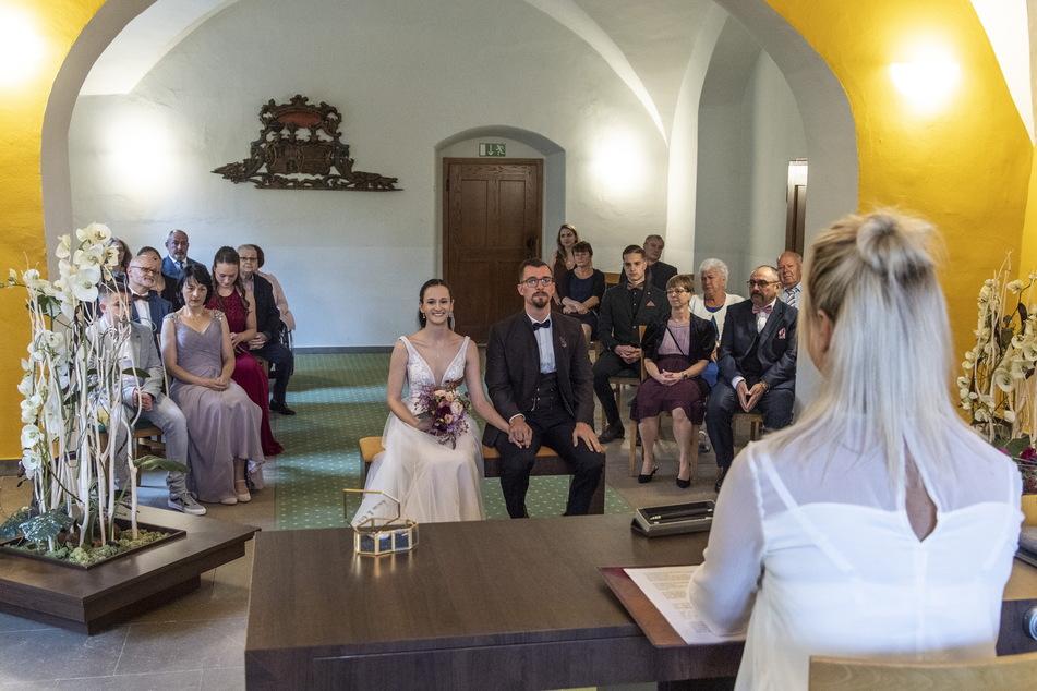 Corona killt die Hochzeits-Laune der Chemnitzer