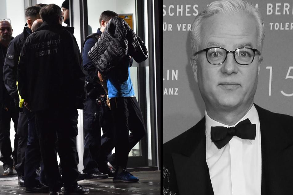 Nach tödlichem Messer-Angriff auf Weizsäcker-Sohn (†59): Polizist soll als Zeuge aussagen