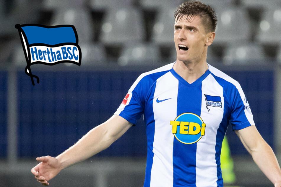 Hertha im Pokal ohne Piatek: Stürmer-Star muss in Quarantäne