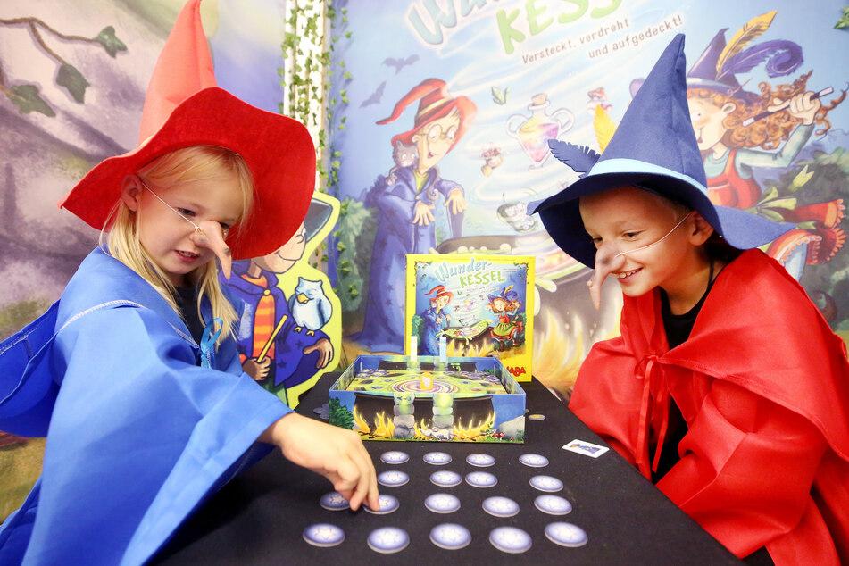 """Die Spielmesse """"Spiel"""" wird dieses Jahr digital stattfinden (Archivbild)."""