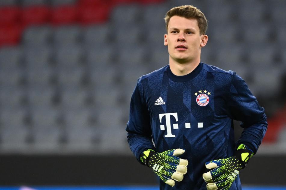 Alexander Nübel kommt beim FC Bayern München kaum zum Zug. Wechselt der 24-Jährige auf Leihbasis zum 1. FC Union Berlin?