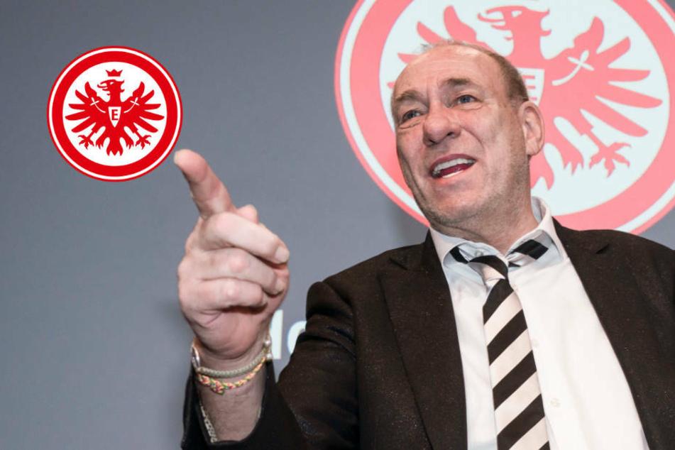 Eintracht-Chef Fischer: Was spricht gegen eine klare Haltung gegen rechts?