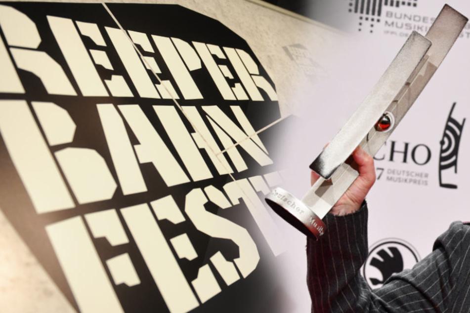 """Das Festival wurde als """"Partner des Jahres"""" ausgezeichnet."""