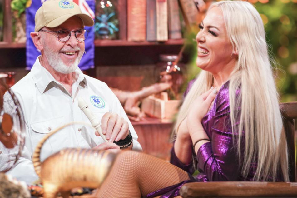 Dschungelshow-Kandidatin Lydia ist heiß auf Dr. Bob: Das sagt seine Frau dazu