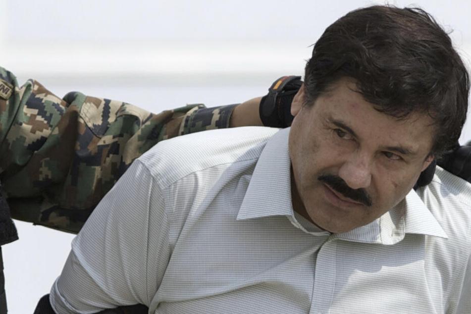 "Kokain-Verschwörung: Nahm ein ranghoher Minister Schmiergeld von Drogenboss ""El Chapo"" an?"