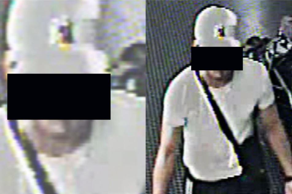 Er stieß Fahrgast gezielt auf Gleise: Polizei sucht diesen Mann