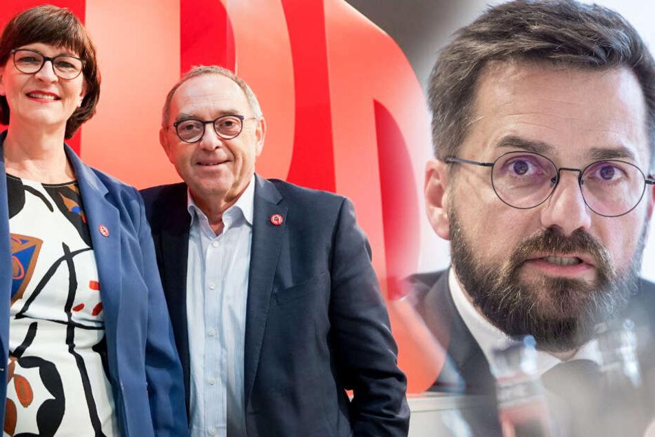 SPD-Kutschaty mit klaren Vorstellungen bei GroKo, Steuern von Reichen und Mindestlohn